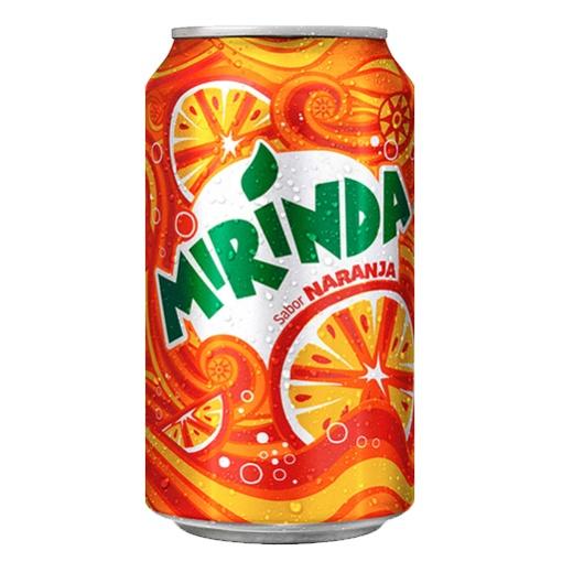 Soda MIRINDA 24 x 355 ml.