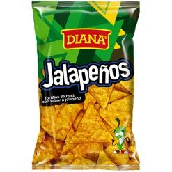 Tortilla Chips Jalapeño 45 x 160 gr