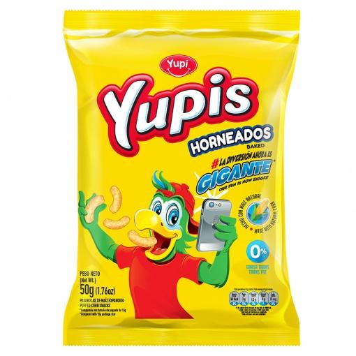 Yupis Salados 36 x 50 gr